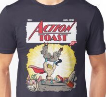 Action Toast Unisex T-Shirt