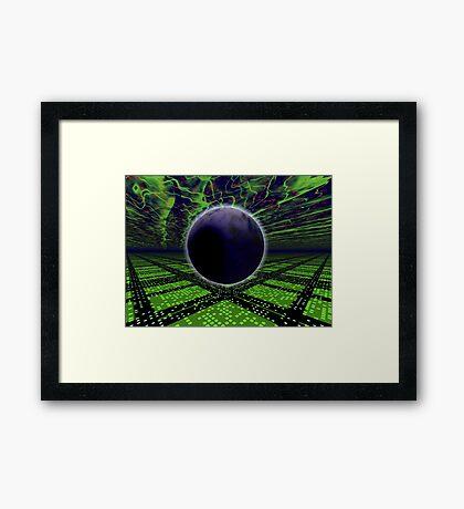 Gliese 581 c Framed Print