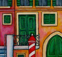 Colours of Venice Sticker