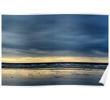 Hastings Sea View Poster