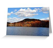 Autumn At Radnor Lake Greeting Card
