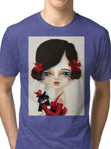 Senorita Tri-blend T-Shirt
