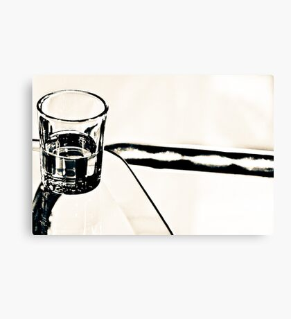 Syrup... Canvas Print