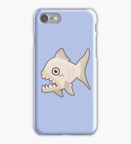Kawaii Piranha iPhone Case/Skin