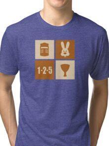 ICONIC GRAIL Tri-blend T-Shirt