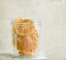 Bonne Maman with Orange Slices by Fiona Sami