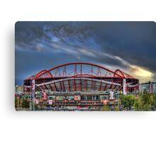 Benfica Stadium Canvas Print
