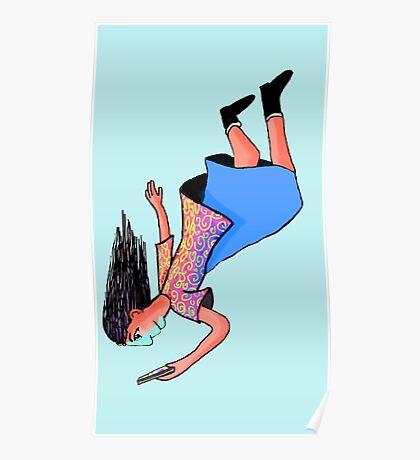 Falling Girl Poster