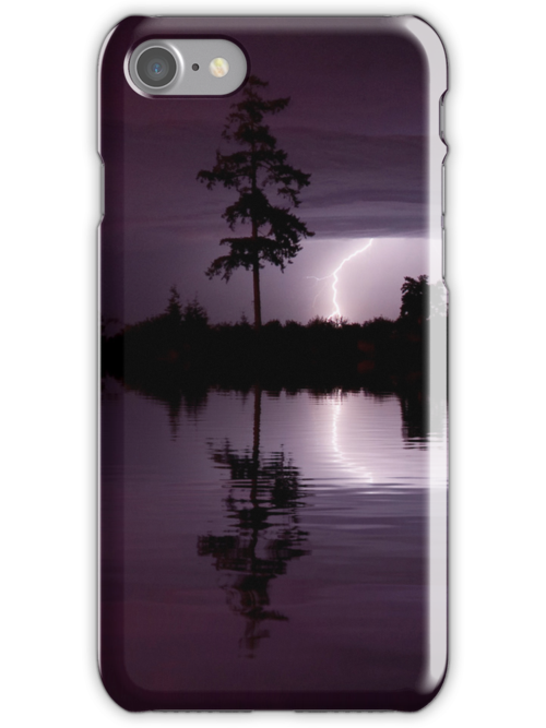 Vision From Icarus iPhone Case  by Martin Smart iPhone Cases