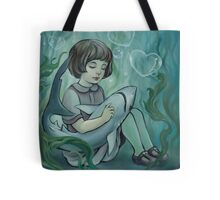 Underwater Dreaming  Tote Bag