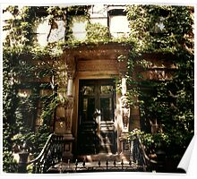 Ensconced - East Village - New York City Poster