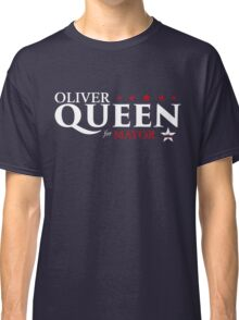Queen for Mayor Classic T-Shirt