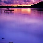 Sunset in Sweden by Ryan Carter