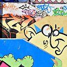 Graffiti steps 2. by Tigersoul