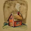 Haunted House by David Irvine