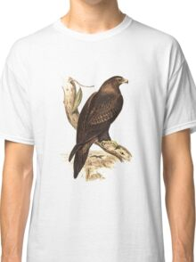 Wedge-Tailed Eagle. Australia's largest bird of prey Classic T-Shirt