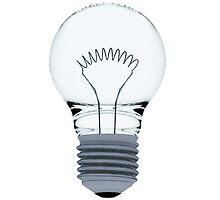 Light Bulb by Brünø Beach .