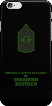 USMC E9 MGySgt Retired BG by Sinubis