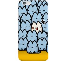 Meow Different iPhone Case/Skin