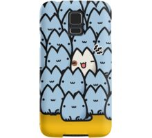 Meow Different Samsung Galaxy Case/Skin