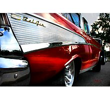 """ Bel Air Baby "" Photographic Print"