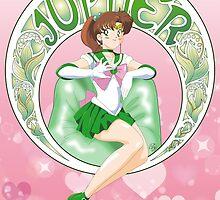 Sailor Jupiter by Rickykun