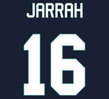 Lost Jersey - Jarrah 16 by trekvix