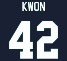Lost Jersey - Kwon 42 by trekvix