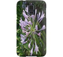 Purple Flower 2... Samsung Galaxy Case/Skin