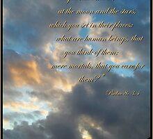 Psalm Eight by Glenn McCarthy