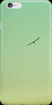 Silence....iphone case by Carol Knudsen
