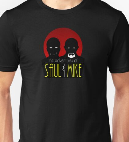 Adventures of Saul & Mike Unisex T-Shirt