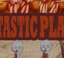 The Fantastic Planet Sticker