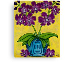 Orchid Delight Canvas Print