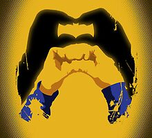 Shadow of the Bat (iPhone Case) by maclac