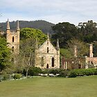 "Port Arthur - ""Hidden in the Trees"" by PaulWJewell"