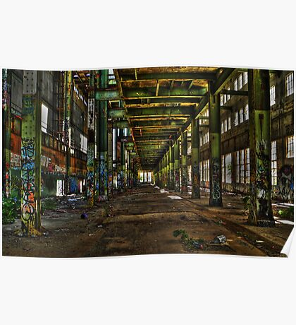 Urban Decay..... Poster