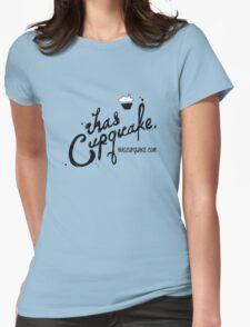 ihascupquake Womens Fitted T-Shirt
