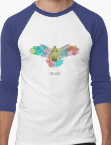 Eagle ethnic animals Men's Baseball ¾ T-Shirt