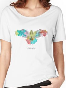 Eagle ethnic animals Women's Relaxed Fit T-Shirt