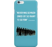 Debt to the Doctor iPhone Case/Skin