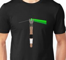 The Dark Side of Gallifrey Unisex T-Shirt