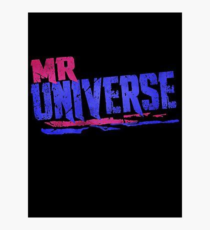 Mr. Universe - Steven Universe Photographic Print