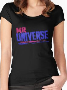 Mr. Universe - Steven Universe Women's Fitted Scoop T-Shirt