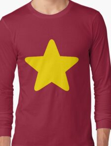 Steven Universe -Yellow Star Long Sleeve T-Shirt