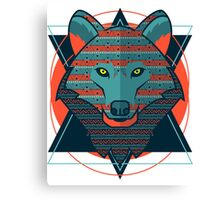 Wolf gift Canvas Print