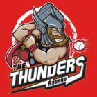 THE THUNDERS BASEBALL by Fernando Sala