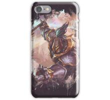 Warden Jax iPhone Case/Skin