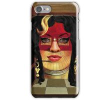 Portrait of Amy by Dalí's Cousin iPhone Case/Skin