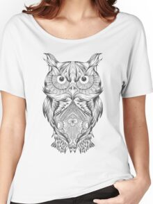 Owl gift Women's Relaxed Fit T-Shirt